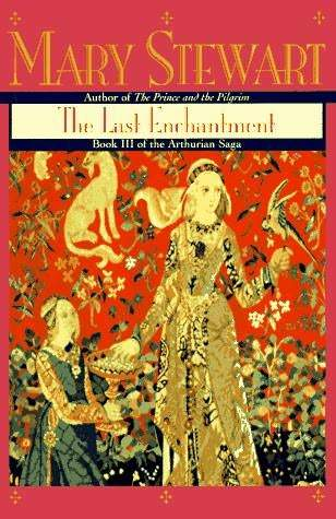 Review The Last Enchantment By Mary Stewart Roof Beam border=