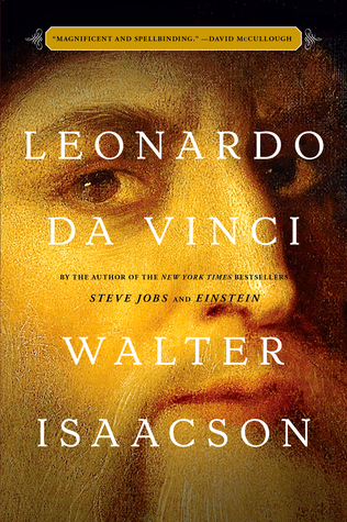 Cover of Leonardo da Vinci by Walter Isaacson